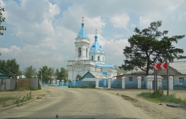 Церковь в Кяхте